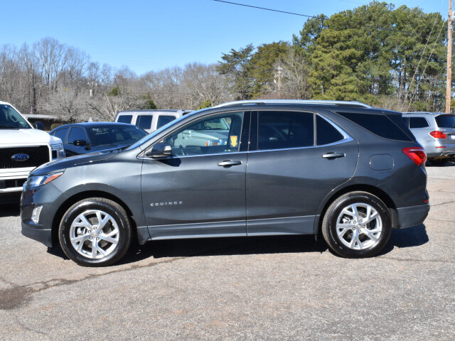 2019 Chevrolet Equinox LT 2.0L Turbocharged Engine 4 Door SUV Automatic