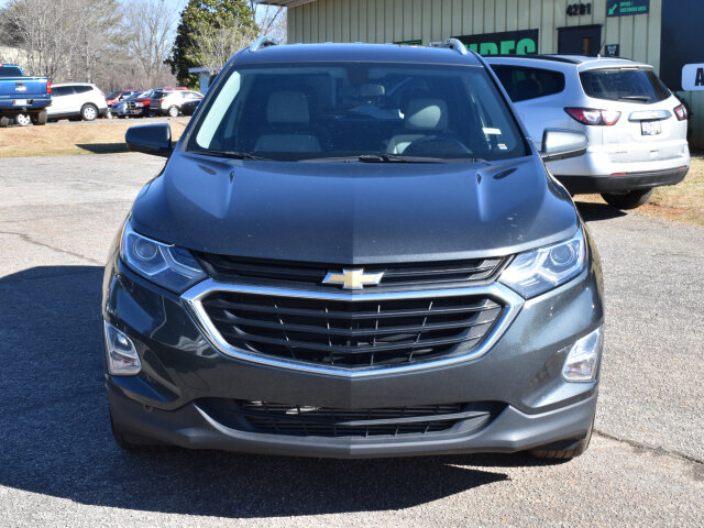 2019 Chevrolet Equinox LT AWD 2.0L Turbocharged Engine 4 Door Automatic SUV