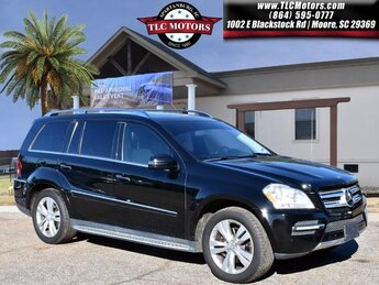 2012 Mercedes-Benz GL-Class GL 450 AWD 4 Door 4.6L V8 DOHC 32V Engine Automatic SUV