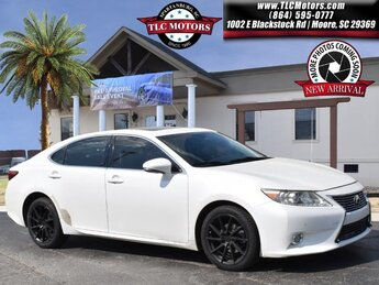 2013 Lexus ES 4dr Sdn FWD Sedan 4 Door Automatic