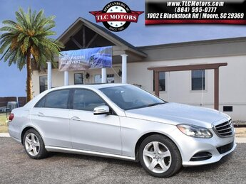 2016 Silver Mercedes-Benz E-Class E 350 4 Door 3.5L 6-Cylinder DOHC Engine Car