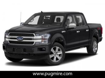 2019 Ford F-150 KING RANCH 4WD SUPERCREW 4 Door 5.0L 8-Cyl Engine 4X4 Automatic Truck