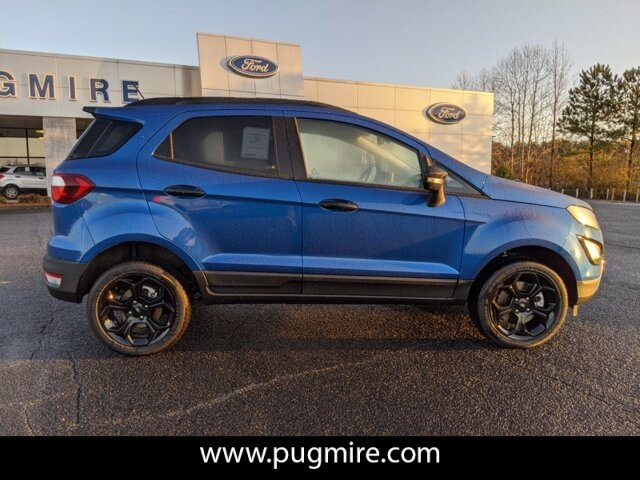 2021 Ford EcoSport SES 4WD Automatic AWD 2.0L 4-Cyl Engine 4 Door SUV