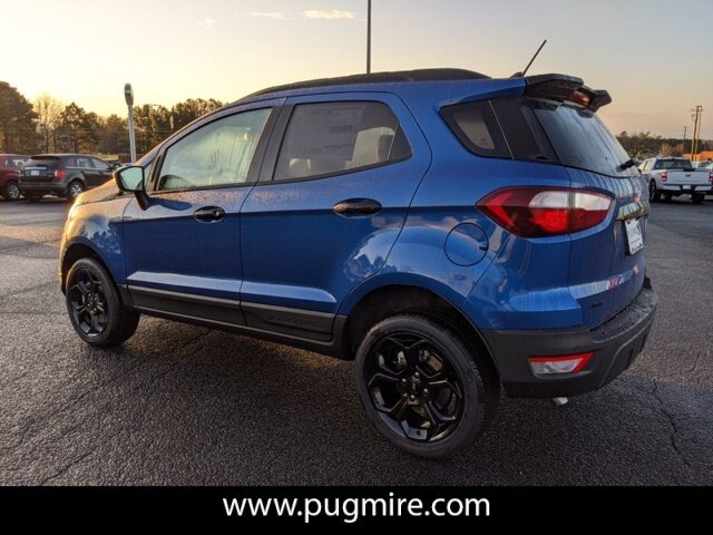 2021 Ford EcoSport SES 4WD 4 Door SUV 2.0L 4-Cyl Engine AWD Automatic