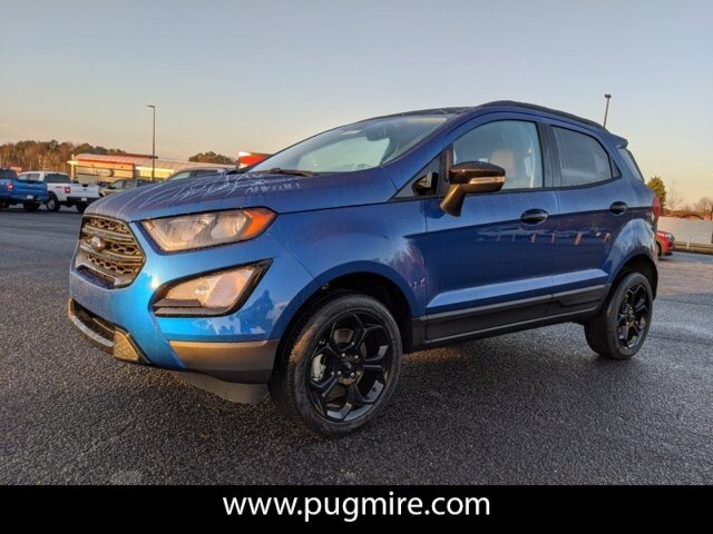 2021 Ford EcoSport SES 4WD Automatic 2.0L 4-Cyl Engine SUV AWD 4 Door