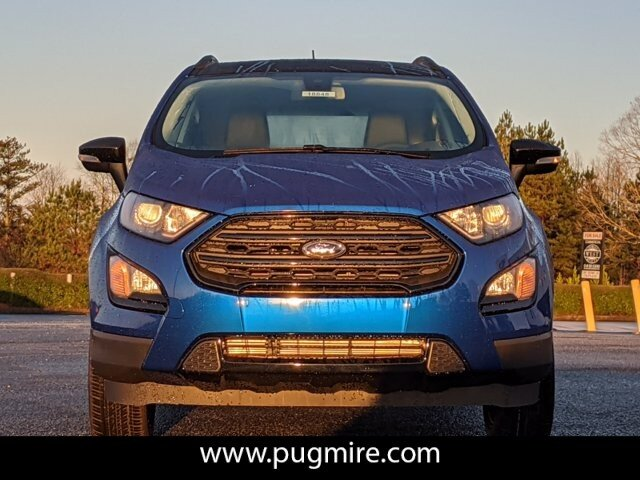 2021 Ford EcoSport SES 4WD 2.0L 4-Cyl Engine 4 Door SUV Automatic AWD