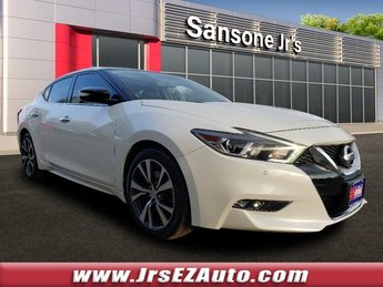 2016 Nissan Maxima 3.5 SL Sedan FWD Premium Unleaded V-6 3.5 L/213 Engine Automatic (CVT)