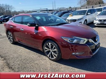 2016 Nissan Maxima 3.5 SL 4 Door Premium Unleaded V-6 3.5 L/213 Engine Automatic (CVT) Sedan