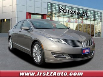 2016 Lincoln MKZ AWD Regular Unleaded V-6 3.7 L/227 Engine Sedan Automatic