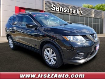 2015 Nissan Rogue SV SUV 4 Door Automatic (CVT) Regular Unleaded I-4 2.5 L/152 Engine