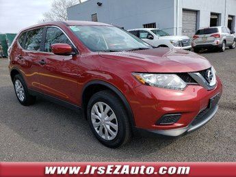 2016 Cayenne Red Nissan Rogue S Automatic (CVT) SUV 4 Door