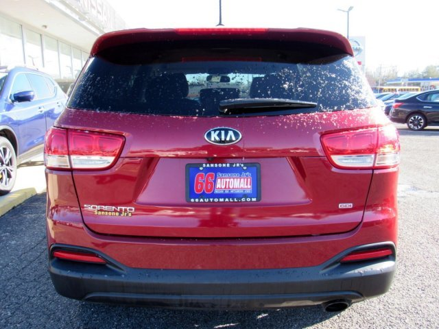 2016 Kia Sorento LX Regular Unleaded I-4 2.4 L/144 Engine Automatic SUV