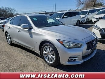 2015 Infiniti Q50 Premium Automatic Sedan 4 Door Premium Unleaded V-6 3.7 L/226 Engine AWD