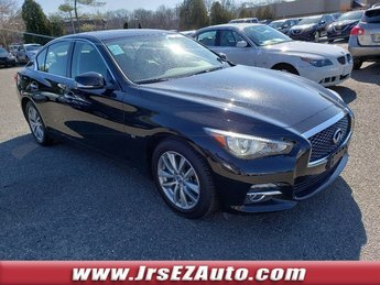 2015 Infiniti Q50 Base AWD Automatic Premium Unleaded V-6 3.7 L/226 Engine