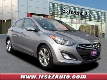 2014 Hyundai Elantra GT Base Automatic 4 Door Regular Unleaded I-4 2.0 L/122 Engine FWD