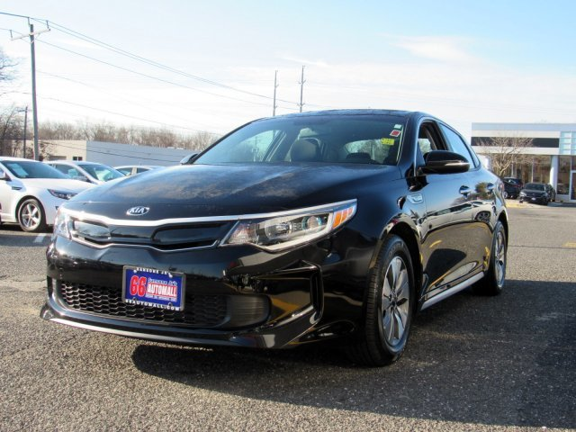2017 Kia Optima Hybrid Base Gas/Electric I-4 2.0 L/122 Engine 4 Door Sedan