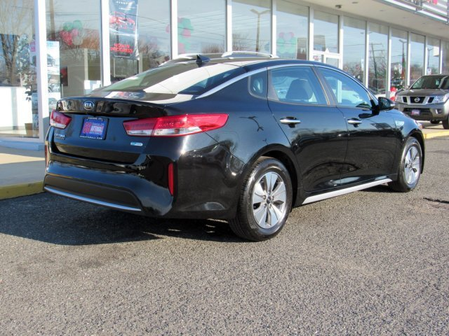 2017 Kia Optima Hybrid Base Gas/Electric I-4 2.0 L/122 Engine FWD 4 Door Automatic