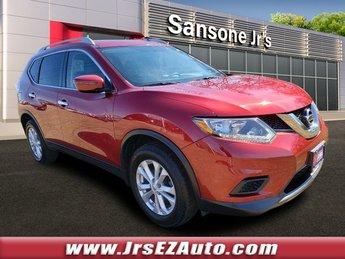 2016 Nissan Rogue SV Automatic (CVT) SUV 4 Door AWD Regular Unleaded I-4 2.5 L/152 Engine
