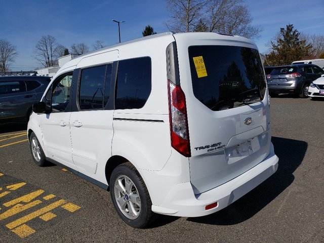 2015 Ford Transit Connect Wagon XLT Automatic 4 Door FWD Regular Unleaded I-4 2.5 L/152 Engine