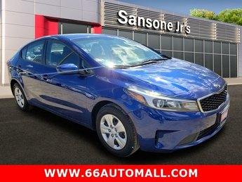 2018 Kia Forte LX 4 Door Regular Unleaded I-4 2.0 L/122 Engine Sedan