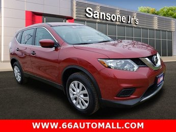 2016 Nissan Rogue S Regular Unleaded I-4 2.5 L/152 Engine AWD SUV Automatic (CVT) 4 Door