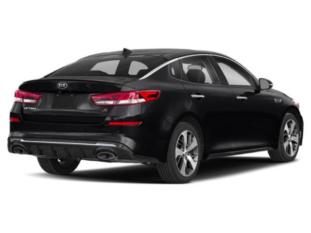 2019 Ebony Black Kia Optima LX Regular Unleaded I-4 2.4 L/144 Engine 4 Door FWD Sedan Automatic