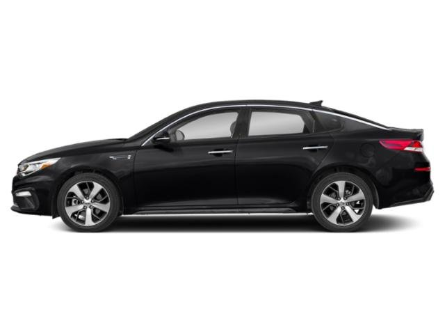 2019 Ebony Black Kia Optima LX Sedan FWD Automatic 4 Door