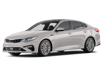 2019 Kia Optima LX Automatic Regular Unleaded I-4 2.4 L/144 Engine FWD Sedan