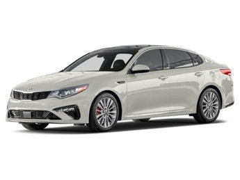 2019 Snow White Pearl Kia Optima S Sedan 4 Door Automatic FWD Regular Unleaded I-4 2.4 L/144 Engine