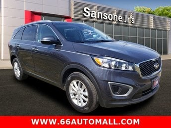 2016 Kia Sorento LX FWD 4 Door SUV Automatic Regular Unleaded I-4 2.4 L/144 Engine