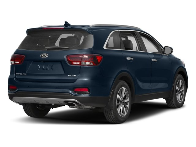 2019 Kia Sorento LX V6 Automatic SUV Regular Unleaded V-6 3.3 L/204 Engine FWD