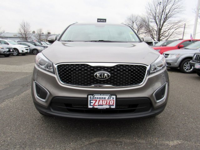 2016 Kia Sorento LX SUV Automatic Regular Unleaded I-4 2.4 L/144 Engine AWD 4 Door