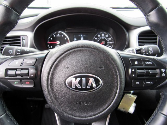 2016 Kia Sorento LX 4 Door Automatic Regular Unleaded I-4 2.4 L/144 Engine AWD