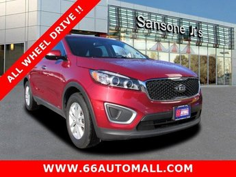 2016 Kia Sorento LX Automatic Regular Unleaded I-4 2.4 L/144 Engine AWD SUV 4 Door