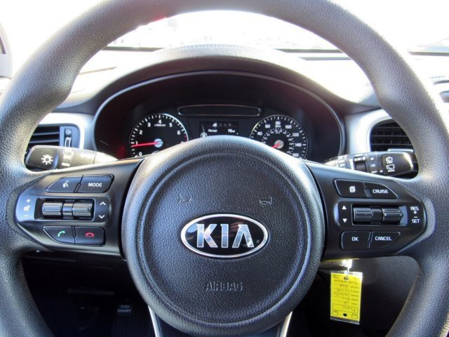 2016 Remington Red Kia Sorento LX AWD 4 Door Automatic