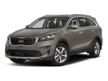 2019 Titanium Silver Kia Sorento LX V6 AWD Automatic Regular Unleaded V-6 3.3 L/204 Engine SUV 4 Door