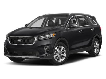 2019 Kia Sorento EX V6 Automatic SUV Regular Unleaded V-6 3.3 L/204 Engine 4 Door FWD