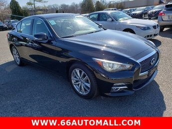 2015 Infiniti Q50 Base Automatic 4 Door AWD Sedan