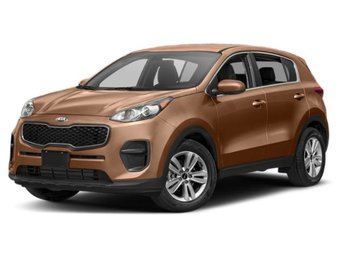2019 Burnished Copper Kia Sportage LX Automatic Regular Unleaded I-4 2.4 L/144 Engine FWD SUV