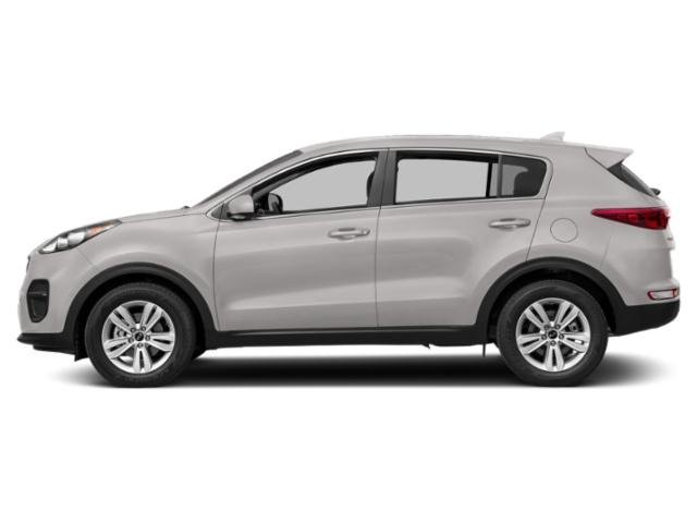 2019 Sparkling Silver Kia Sportage LX 4 Door Regular Unleaded I-4 2.4 L/144 Engine SUV