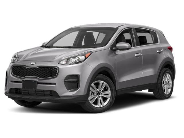 2019 Kia Sportage LX 4 Door SUV Regular Unleaded I-4 2.4 L/144 Engine