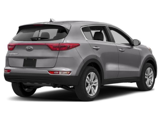 2019 Kia Sportage LX Automatic FWD SUV 4 Door Regular Unleaded I-4 2.4 L/144 Engine