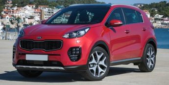 2019 Kia Sportage LX FWD SUV Regular Unleaded I-4 2.4 L/144 Engine