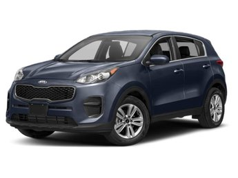 2019 Kia Sportage LX Regular Unleaded I-4 2.4 L/144 Engine SUV Automatic FWD