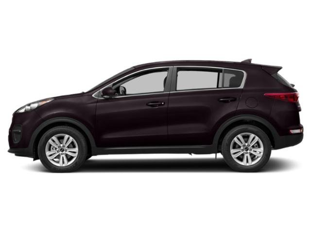 2019 Kia Sportage LX SUV 4 Door Automatic Regular Unleaded I-4 2.4 L/144 Engine