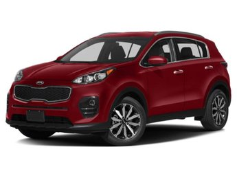 2019 Hyper Red Kia Sportage EX SUV 4 Door Regular Unleaded I-4 2.4 L/144 Engine Automatic AWD