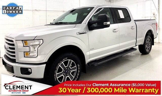 2017 Ford F-150 Limited 4X4 4 Door EcoBoost 3.5L V6 GTDi DOHC 24V Twin Turbocharged Engine Truck Automatic