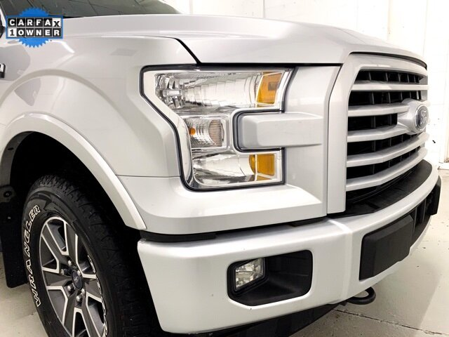 2017 Ford F-150 Limited 4 Door Truck Automatic EcoBoost 3.5L V6 GTDi DOHC 24V Twin Turbocharged Engine