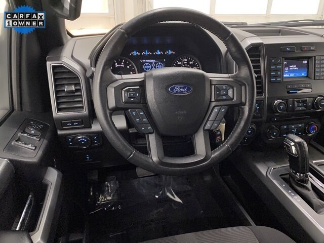 2017 Ford F-150 Limited Truck Automatic EcoBoost 3.5L V6 GTDi DOHC 24V Twin Turbocharged Engine 4X4