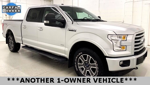 2017 Ford F-150 Limited Automatic EcoBoost 3.5L V6 GTDi DOHC 24V Twin Turbocharged Engine 4X4